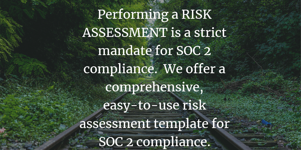 SOC 2 Risk Assessment Template